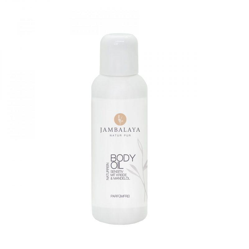 Jambalaya Hautöl parfümfrei