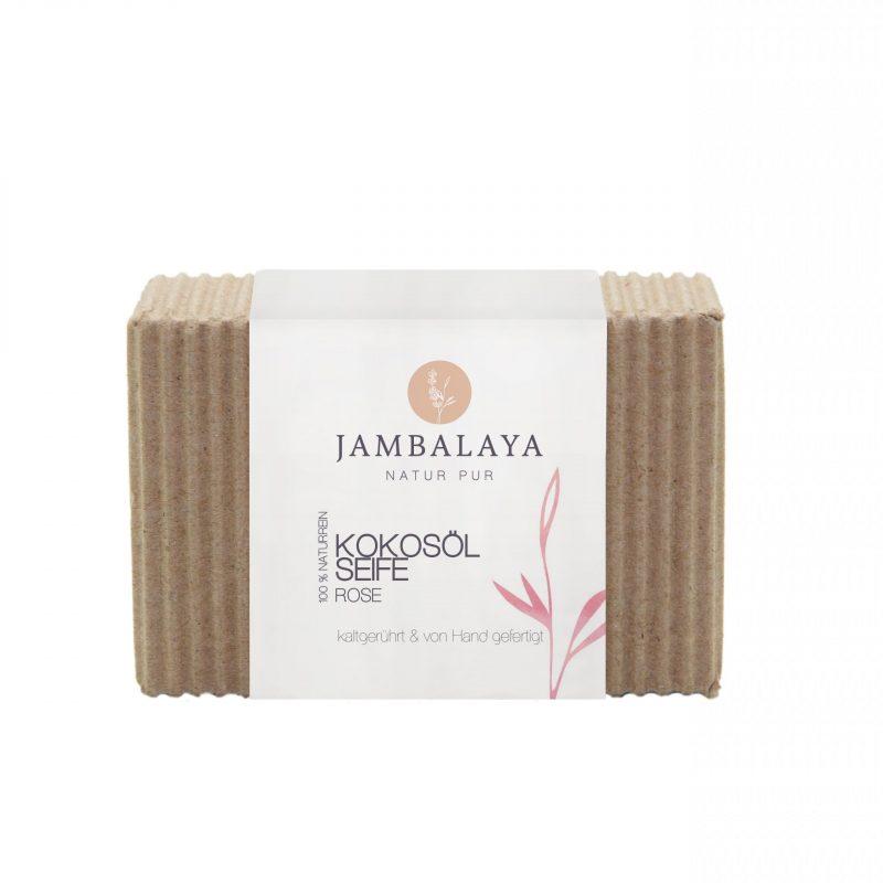 Jambalaya Seife Rose