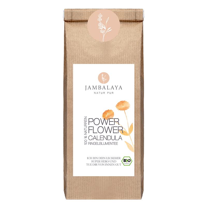 Tee Power Flower Calendula